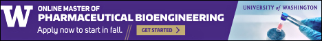 Earn a Master's in Pharmaceutical Bioengineering online at the University of Washington.